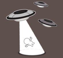 Pinheads Alien Abduction Kids Clothes