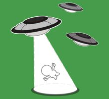 Pinheads Alien Abduction Kids Clothes