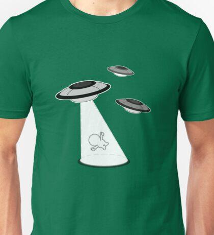 Pinheads Alien Abduction Unisex T-Shirt