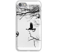 Black Cockatoos iPhone Case/Skin