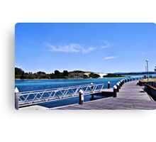 Forster NSW Canvas Print