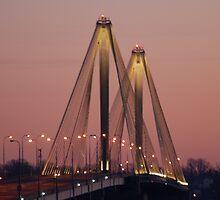 Alton Bridge by Jim Caldwell