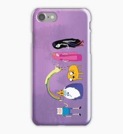Adventure Time  iPhone Case/Skin