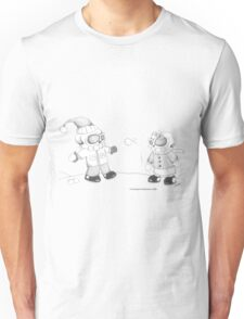 Snow Skellies Unisex T-Shirt