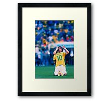 Together the World is Ours to Conquer Framed Print
