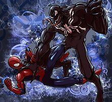 Spidey Vs. Venom by Exclamation Innovations