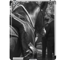 Gallant Steed IV iPad Case/Skin