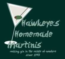 Hawkeye's Homemade Martinis by RJEzrilou