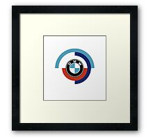 BMW Motorsport Framed Print