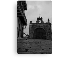 San Juan Old Town Canvas Print