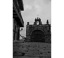 San Juan Old Town Photographic Print