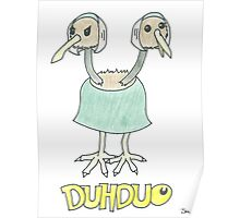 Duhduo Poster