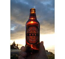 The South Island Beer Photographic Print
