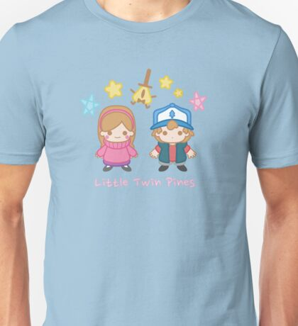 Little Twin Pines Unisex T-Shirt