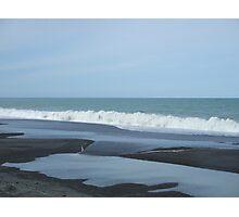 Napier Coast Photographic Print
