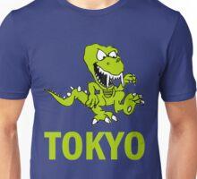 TOKYO-MONSTER ATTACK Unisex T-Shirt