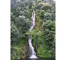 Napier Waterfall Photographic Print