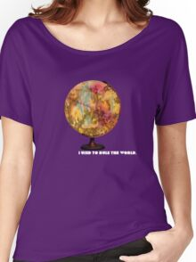 I Used To Rule The World Women's Relaxed Fit T-Shirt