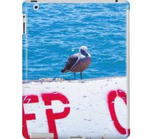 Keep Out iPad Case/Skin