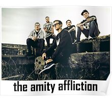 The Amity Affliction Poster