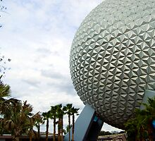 Epcot 1 by Tim Ray