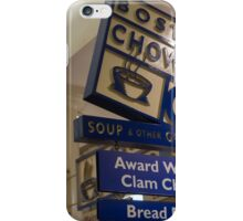 Quincy market iPhone Case/Skin