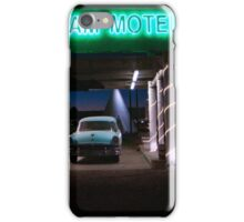 A Stay at the Wigwams iPhone Case/Skin