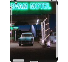A Stay at the Wigwams iPad Case/Skin
