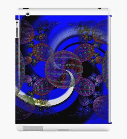 Tortoise Shell Xaos iPad Case/Skin