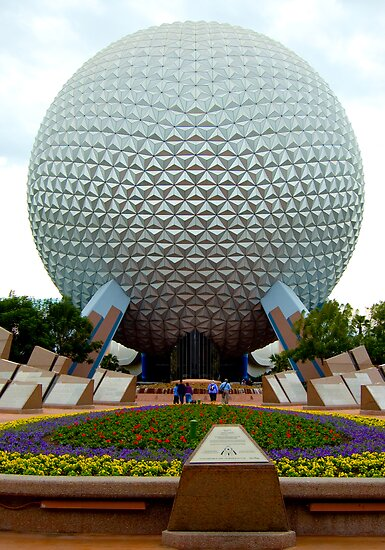 Epcot 2 by Tim Ray