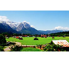 Bavaria Snapshot  Photographic Print