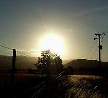 Pontville Sunset by erikaadams