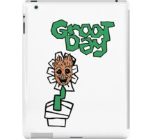 """Who Wrote We Are Groot?"" iPad Case/Skin"