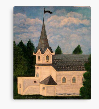 St Olaf Canvas Print