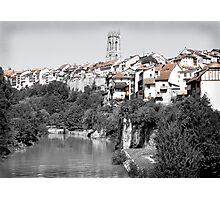Fribourg Photographic Print