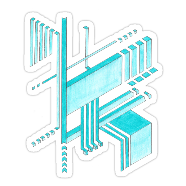 Isometric by c2sdesigns