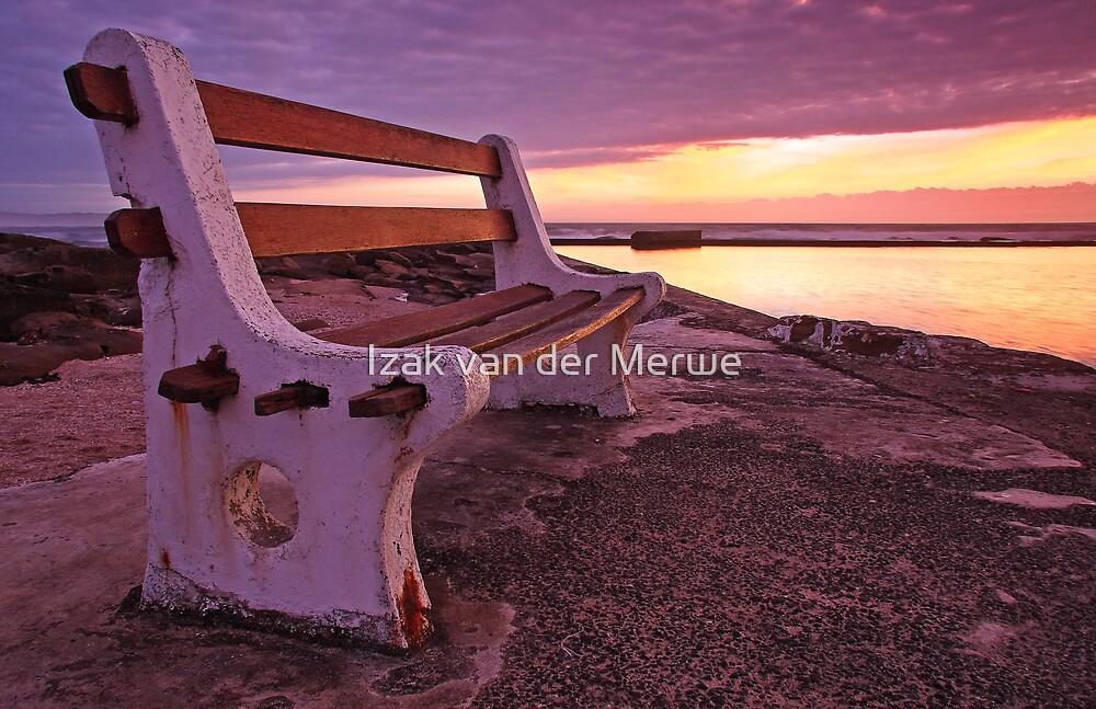 Front Row seat by Izak van der Merwe