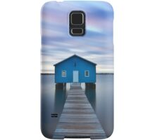 Sunrise at Matilda Bay Boatshed in Perth, Western Australia Samsung Galaxy Case/Skin