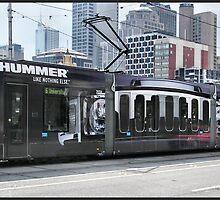 Hummer Tram by Rachael Taylor