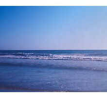 Deep blue pacific sea Photographic Print