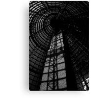 Tower dark Canvas Print