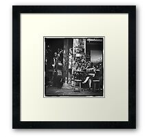 ' Coffee for One ' Framed Print