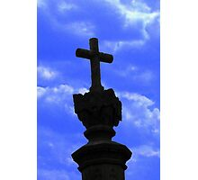 Cross of Salvation Photographic Print