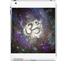 Galaxy Om iPad Case/Skin