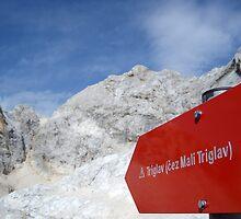 Mount Triglav , Slovenia by Rob  Ford