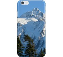 Mount Shuksan, Washington State, US iPhone Case/Skin