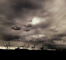 Freo docks by Paul Fleetham