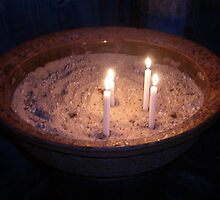 Prayer candles a1 by jules / Missy frost