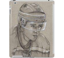 Reilly Smith - Boston Bruins Hockey Portrait iPad Case/Skin