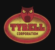 Tyrell Corporation Vintage Sign Baby Tee